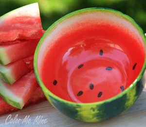 Maple Grove Watermelon Bowl