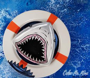 Maple Grove Shark Attack!