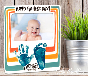 Maple Grove Father's Day Frame